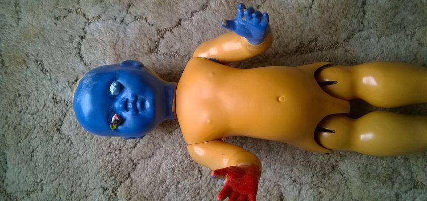 Oprava mrkací panenky