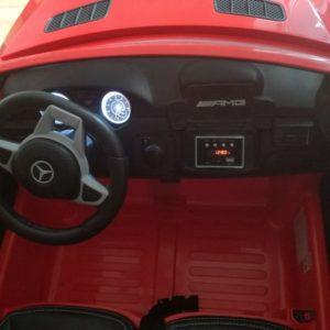 Výměna vypínače startování dětského elektrického auta