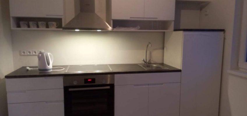Montáž, sestavení kuchyňské linky