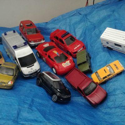 Oprava autíček